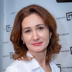 Ахмедова Ольга Евгеньевна